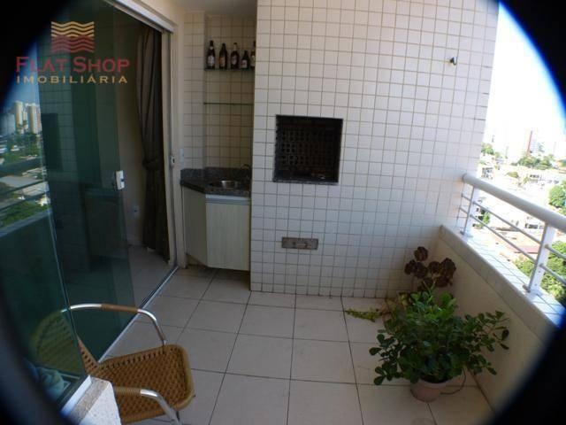 Apartamento com 3 dormitórios à venda, fortaleza/ce - Foto 16