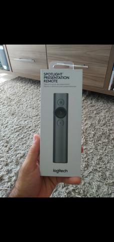 Logitech apresentador spotlight (novo)