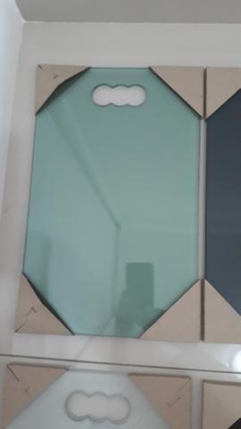 Excelentes tábuas em vidro temperado - Foto 3