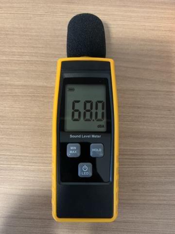 Decibelímetro digital - Foto 3