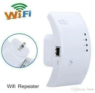 Repetidor de Sinal de Wi-Fi Sem Fio (Entrega Grátis) - Foto 2