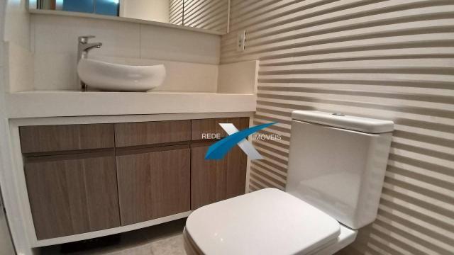 Barra da tijuca. rio2. apartamento com 4 dormitórios à venda, 147 m² por r$ 1.150.000 - ba - Foto 17