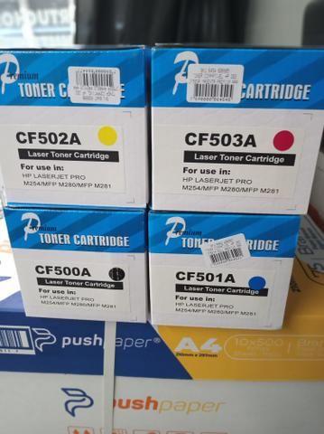 Toner HP cf 500/501/502/503