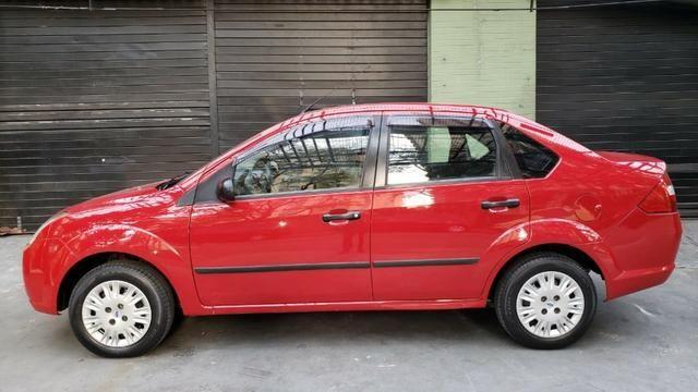 Ford Fiesta Sedan 2008 Flex - Foto 3