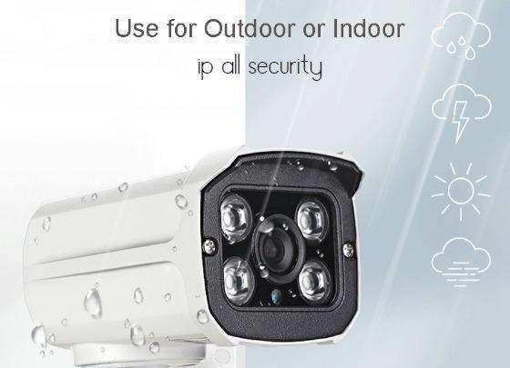 Câmera all Security a prova d'agua - Foto 2