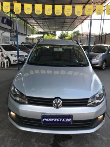 VOLKSWAGEN SAVEIRO 2014/2015 1.6 MI TRENDLINE CD 8V FLEX 2P MANUAL - Foto 6