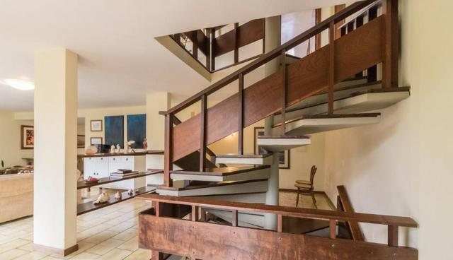 Casa residencial 3 andares 4 quartos 2 suites 5 vagas vista alegre - Foto 4