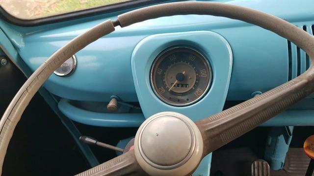 Vendo kombi antiga modelo corujinha1972 - Foto 5