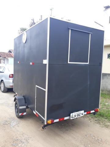 Vendo foodtruck foodtrailer - Foto 2