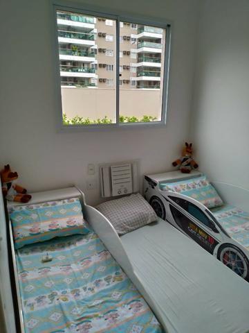 Luar do Pontal | Apartamento no Recreio de 3 quartos com suíte | Real Imóveis RJ - Foto 16