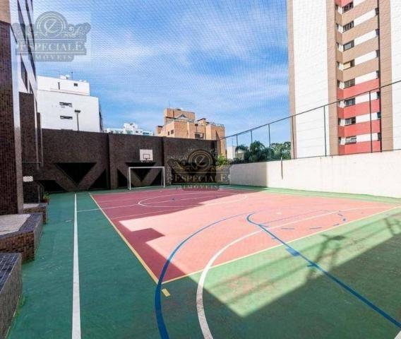 Apartamento para alugar, 176 m² por r$ 3.600,00/mês - bigorrilho - curitiba/pr - Foto 11