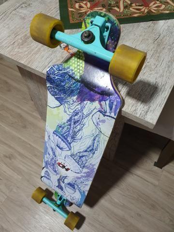 Longboard honda