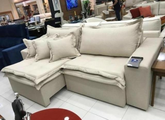 Sofa berlim retratil/ reclinavel Berlim *Faça seu pedido e receba rapido!!!