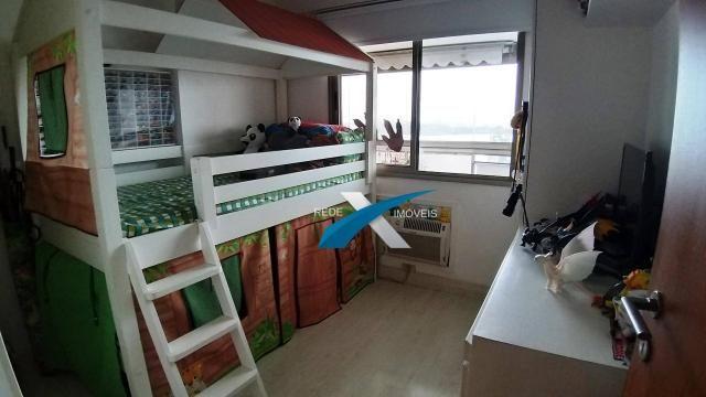 Barra da tijuca. rio2. apartamento com 4 dormitórios à venda, 147 m² por r$ 1.150.000 - ba - Foto 5