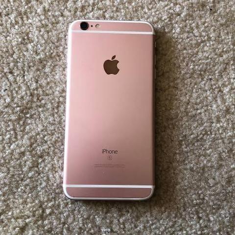IPhone 6s 16g troco por s8