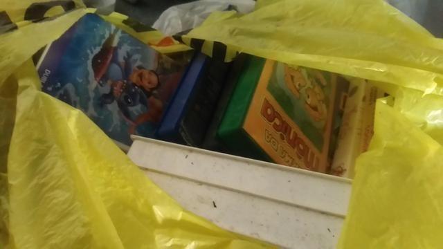 15 fitas VHS infantil original