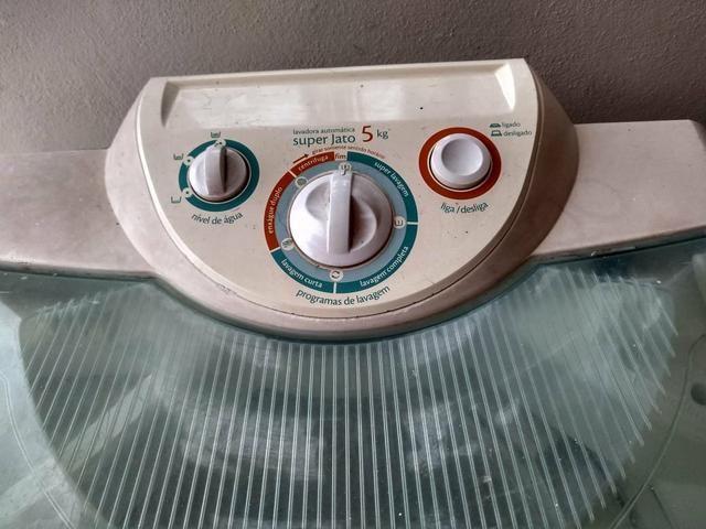 Máquina de Lavar 5 Kg Consul