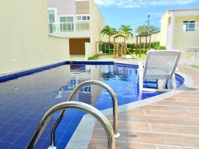 CA0780 - Casa duplex nova em condomínio fechado na Lagoa Redonda - Foto 19