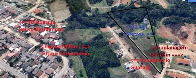 Terreno Residencial. Chacara 12.000 mtrs em Colombo para condominio - Foto 5