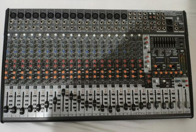 Mesa de som Eurodesk SX2442