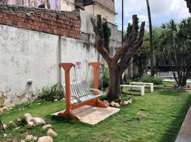 Apartamento com 110m e 3 quartos- Jacarecanga, Fortaleza