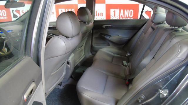 HONDA CIVIC 2011/2011 1.8 LXL 16V FLEX 4P AUTOMÁTICO - Foto 7