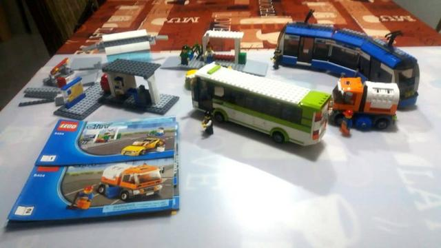 Lego City 8404