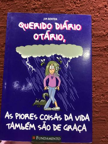 Livro querido diario otario - Foto 6