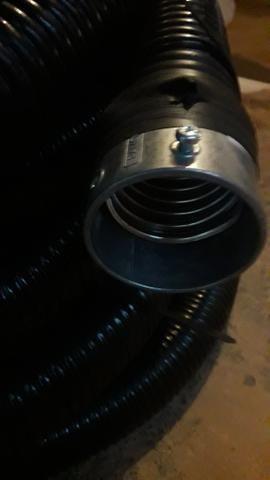 Mangueiras corrugada pipes 50mm 6 rolos