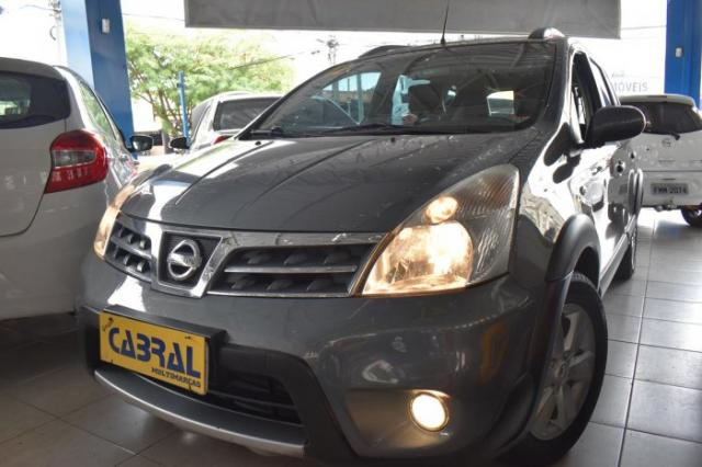 Nissan livina 2012 1.6 sl x-gear 16v flex 4p manual