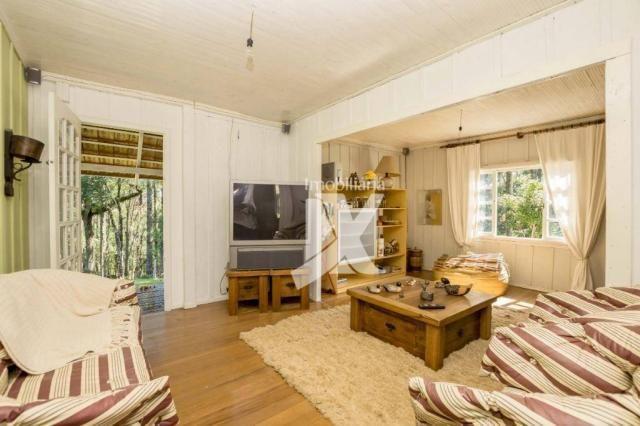 Chácara com 1 dormitório à venda, 60500 m² por r$ 599.000,00 - centro - colombo/pr - Foto 8