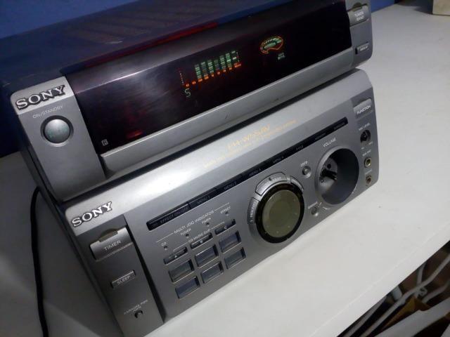 Micro System Sony Fh-w55av Receiver - Foto 3