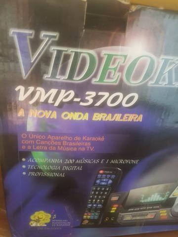 Videokê vmp-3700