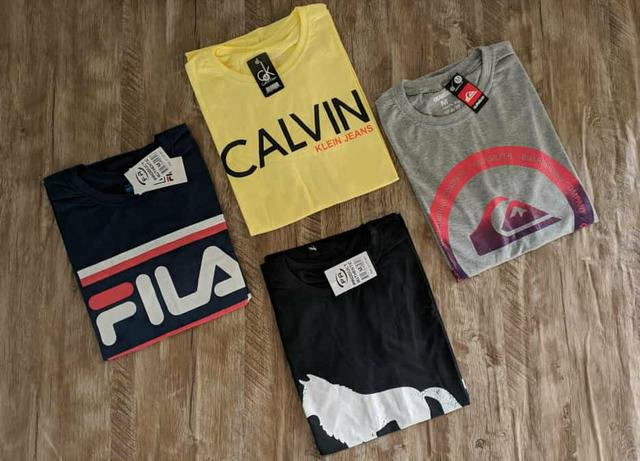 10 Camisas por 150,00 reais - Foto 2