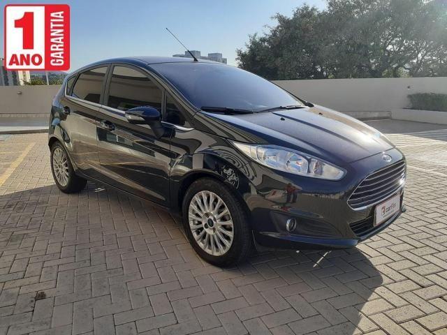 Fiesta TIT./TIT.Plus 1.6 16V Flex Aut. - Foto 5