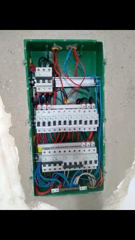 Eletricista - Reforma Quadro de Luz - Foto 2
