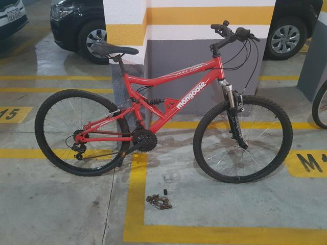 Bicicleta Estado de Nova