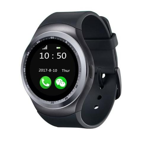 Relógio Bluetooth Smart Watch Y1 Android E Ios Tomate Tr02