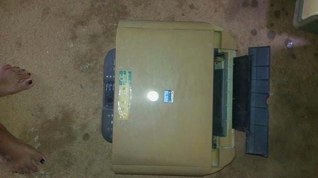 Impressora Canon Pixma MP 150 - Foto 2
