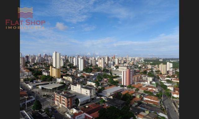 Apartamento com 3 dormitórios à venda, fortaleza/ce - Foto 3