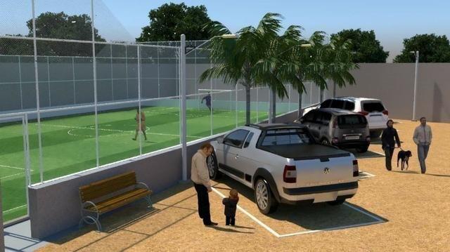 Chácaras do Pupunhal - 100% Legalizado e com Obras Iniciadas )-(
