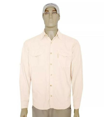 Camisa c/ Proteção UV 30+ Ballyhoo Crisis - NOVA - Foto 4