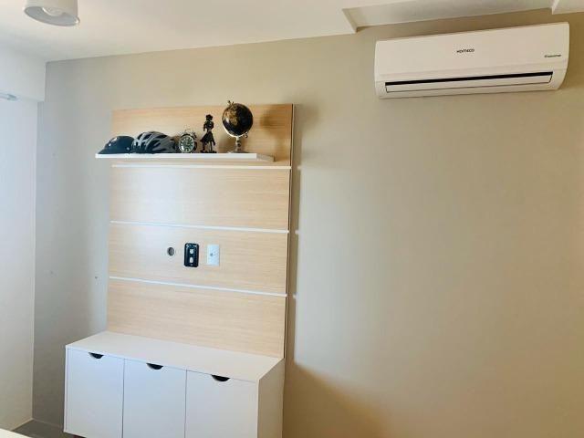 Apartamento 2/4 , Varanda Gourmet, Vista Mar Todo Novo Para Venda! - Foto 9