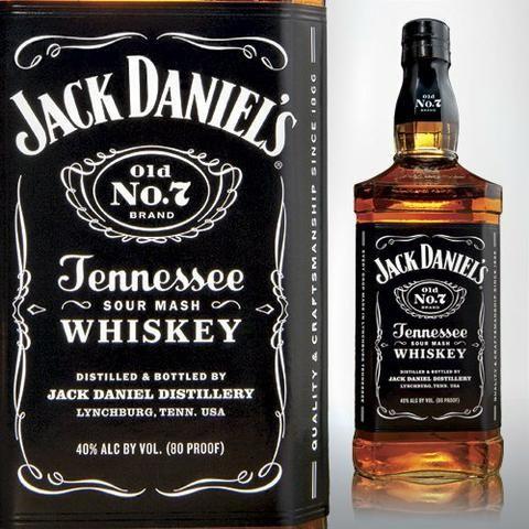 Jack Daniels Old n 7 Original com Garantia de Procedência - Foto 4
