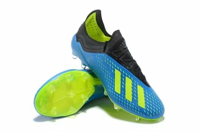 Chuteira Adidas Campo X 18.1 Fg - 43 - Esportes e ginástica - Mina ... b95e744c9f2d1