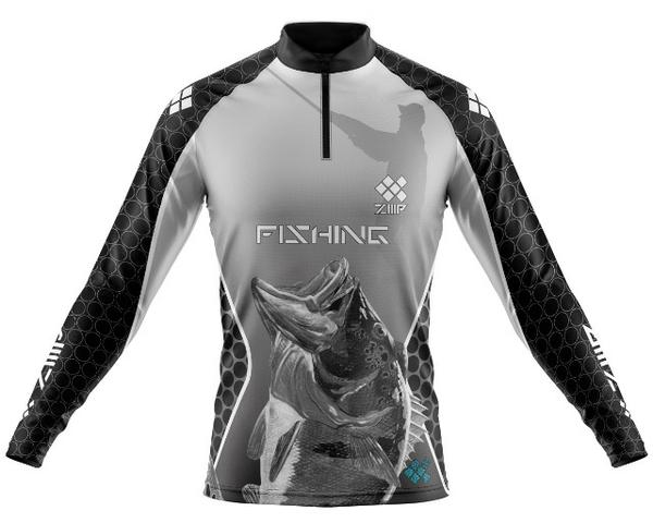 Camisa de pesca personalizada - Foto 3