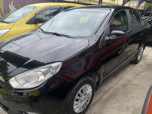 Fiat gran siena tetra, ex taxi completo+gnv+ aprovação imediata, basta ter nome limpo - Foto 2