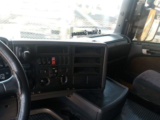 Caminhão Scania 470 com motor 440 6x4 - Foto 4