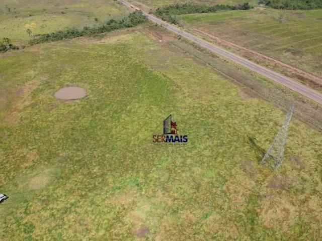 Fazenda rural à venda, á margem da BR 364, Cacoal. - Foto 9