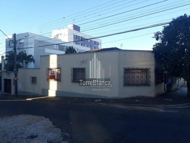 Casa com 3 dormitórios à venda, 106 m² por R$ 600.000,00 - Centro - Ponta Grossa/PR - Foto 3